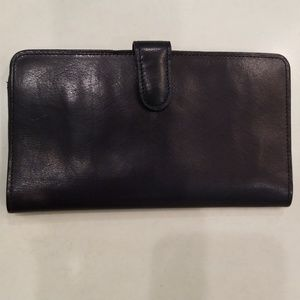 Vintage Coach Kisslock wallet never used